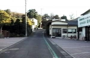 ここが遠賀郡香月村大字香月1094番地